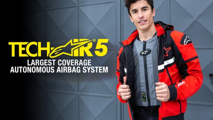 ALPINESTARS TECH-AIR5