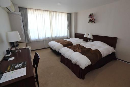 かずさリゾート鹿野山ビューホテル 通常のお部屋