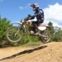 MOTO MIXX SCHOOL 砂山ジャンプ