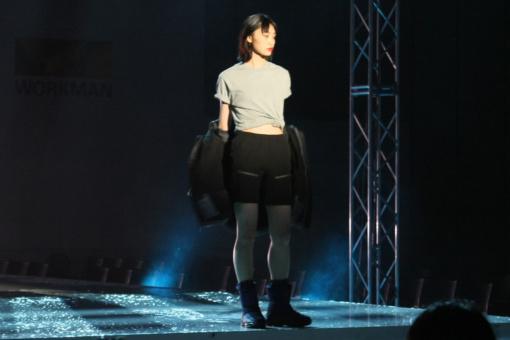 2020 ワークマン 過酷ファッションショー