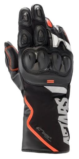 アルパインスターズ SP-365 DRYSTAR® GLOVE ブラックレッドフルオホワイト