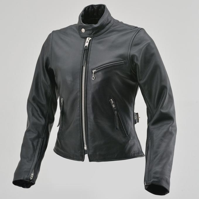 デイトナレザース DL-001 シングルライダースジャケット