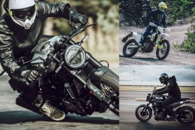 """新車購入は今がチャンス!Husqvarna Motorcycles""""金利0%キャンペーン""""スタート"""
