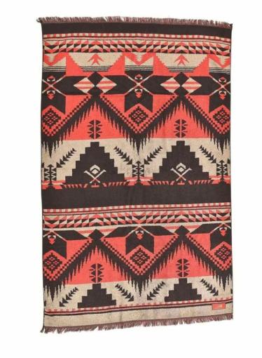 Indian ブランケットタオル B. Native American