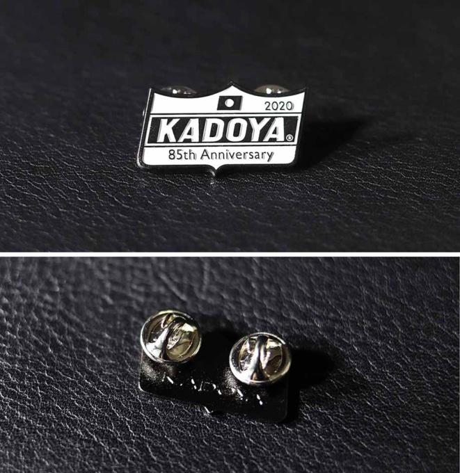 KADOYA 85 th CROWN PINS