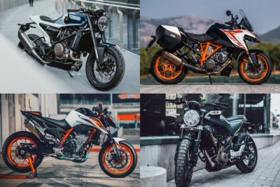 新型モデルにも試乗できる!KTM & Husqvarna Motorcycles試乗会inバイカーズパラダイス南箱根 10月17日、18日開催!