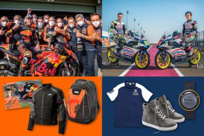KTM&Husqvarna Motorcycles サイン入りカードや純正グッズが当たる!SNSプレゼントキャンペーン実施中!