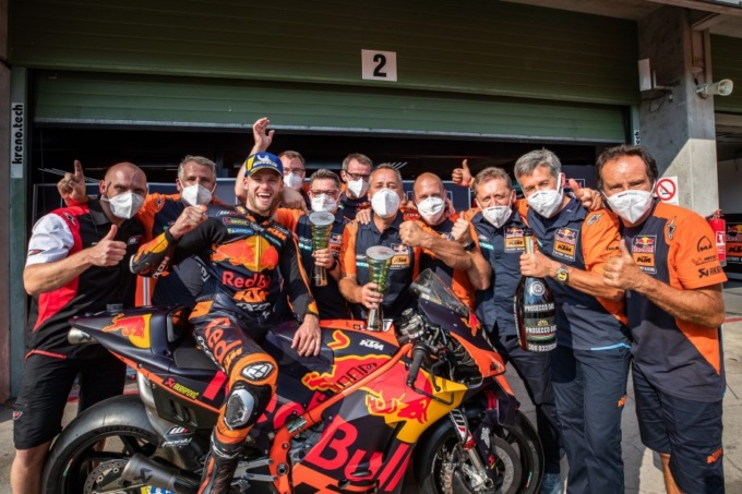 KTM MotoGPチーム