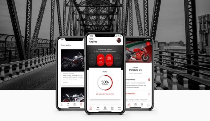My Ducati App
