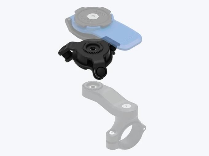 Quad Lock®(クアッドロック) QLA-VDM スマホ用振動吸収ダンパー組み立てイメージ