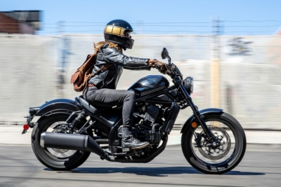 ホンダが海外モデルに新型レブル1100を発表!アメリカでは来年1月発売