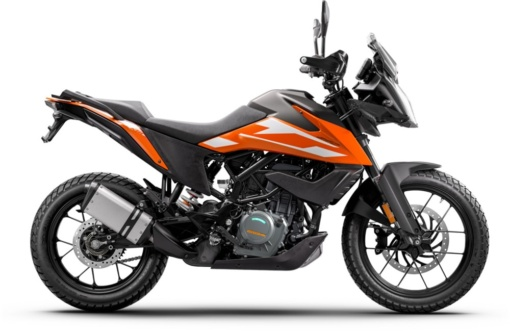 "KTM ""250 ADVENTURE"" オレンジ"