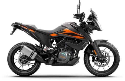 "KTM ""250 ADVENTURE"" ブラック"