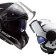 インナーバイザー付きフルフェイス&機能重視システムヘルメットがLS2から新発売