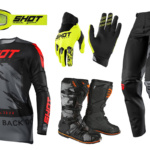 SHOT RACE GEAR