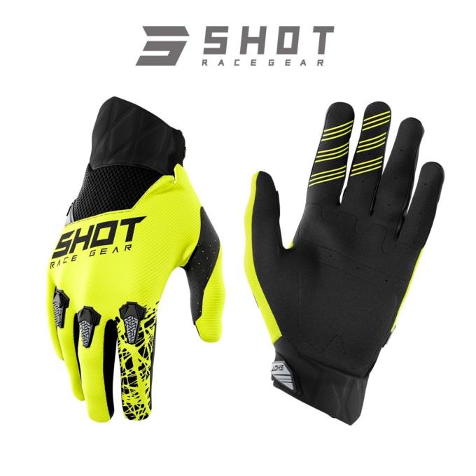 SHOT RACE GEAR MX グローブ DEVO