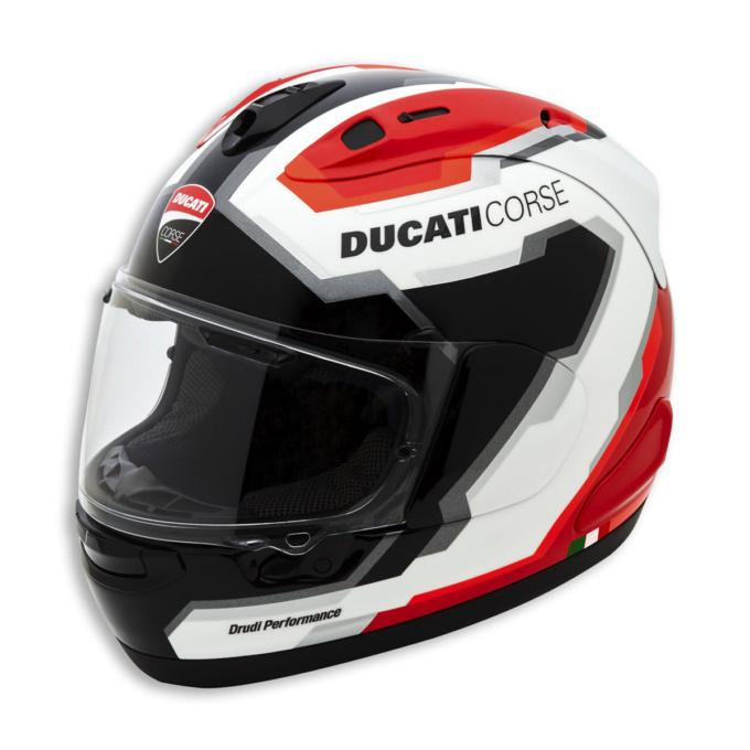 ドゥカティ Ducati Corse V5 フルフェイスヘルメット