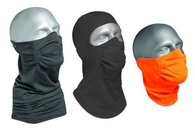 鼻、頬にフィットしメガネやシールドが曇りづらい!HOT CHILLYSからマスクタイプのおすすめ防寒アイテム続々入荷!