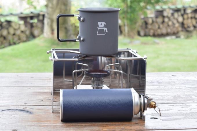 ハイマウント コーヒーメーカー 使用イメージ