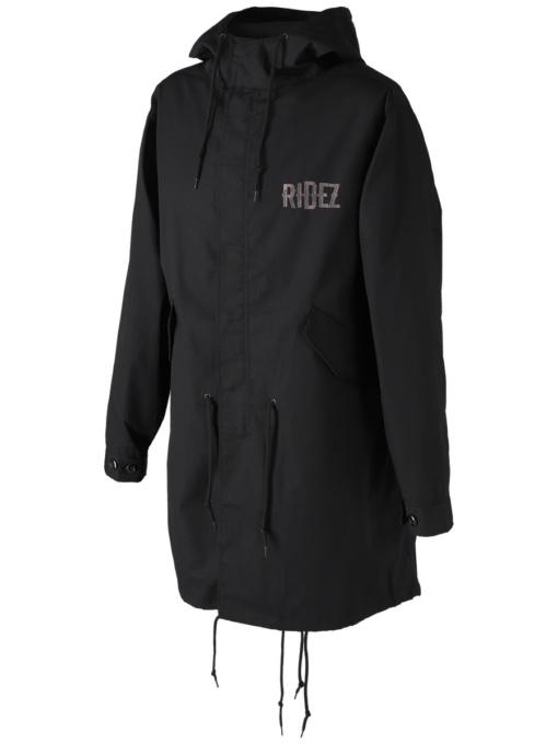RIDEZ MODS COAT ブラック