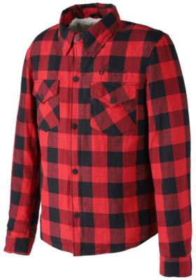 RIDEZからモコモコ裏ボアで暖かいネルシャツが登場!