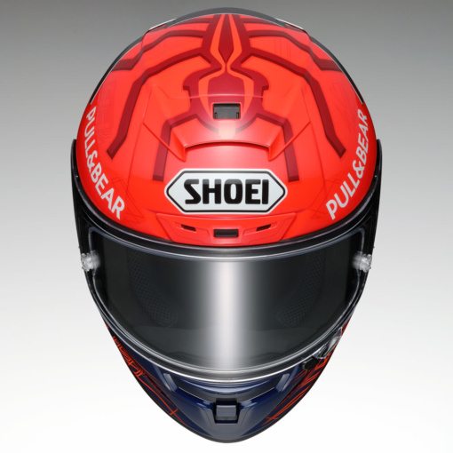 SHOEI X-Fourteen MARQUEZ6 正面
