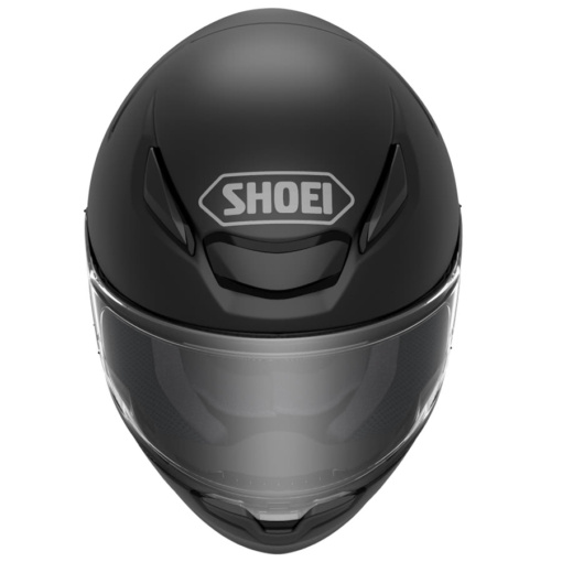 SHOEI Z-8(マットブラック)トップビュー