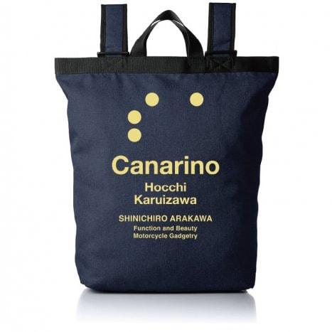 """シンイチロウアラカワ(ShinichiroArakawa)""""Canarino""""オリジナルエコバッグ"""