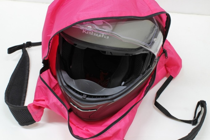 Helmet BAG「レディスバイク」オリジナルバージョン