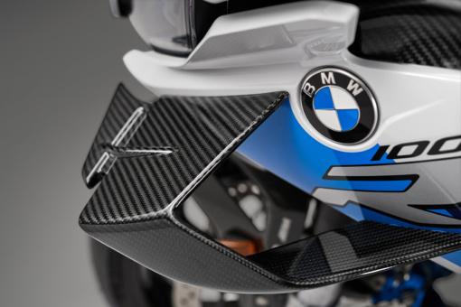 BMW M1000RR Mウイングレット