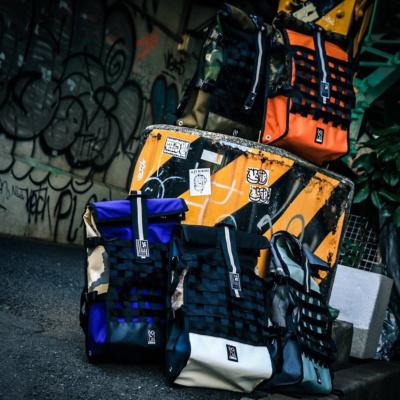 自分がデザインしたオリジナルバックパックが製品化するかも!? CHROME CUSTOMS BARRAGE デザインコンテスト実施中