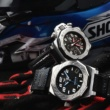 """ライダー専用に開発・設計。タフでスポーティな造形美光る腕時計""""MOTO-R""""をご紹介"""