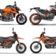 KTM 2021年のNEWモデルが4機種、発売時期を発表!