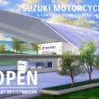 スズキは新しいバーチャルコミュニケーション用アプリ「スズキモーターサイクルグローバルサロン」を1月28日から公開開始