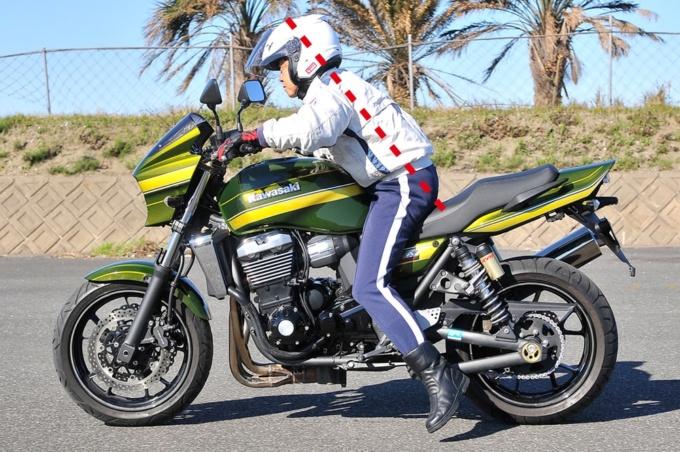 バイクを発進する時のポイント