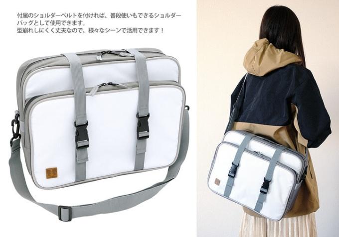 ゆるキャン△ リンちゃんのサイドバッグ Ver.2 使用イメージ