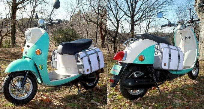 ゆるキャン△ リンちゃんのサイドバッグ Ver.2 装着イメージ