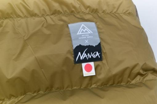 NANGA®オーロラライト400DX ツーリングエディション