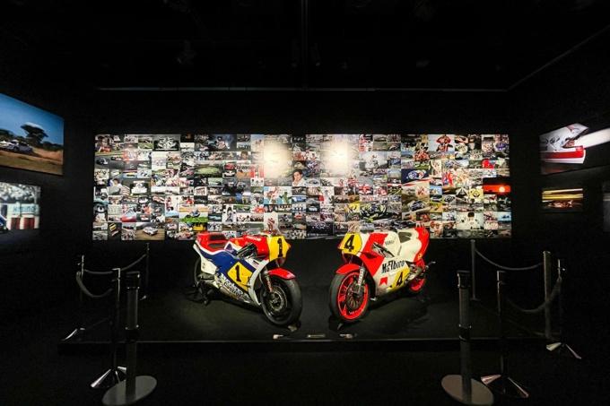 日本レース写真家協会 50周年写真展 車両展示