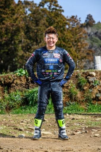 全日本トライアル選手権 野崎史高選手