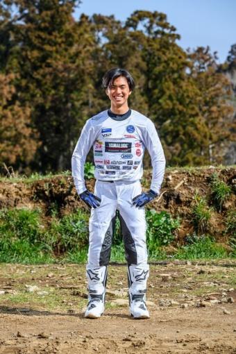 全日本トライアル選手権 中島漱也選手