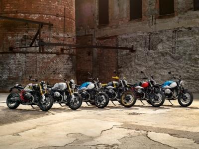 デザインから装備も新たに!BMW 新型R nineTが誕生
