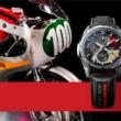 EDIFICE×Honda Racingのコラボ!伝説のレーサーマシン「RC162」コンセプト腕時計発売
