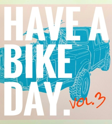 バイクアートを楽しみながらコーヒーで一息。イラスト展「HAVE A BIKE DAY. Vol.3」が開催中!