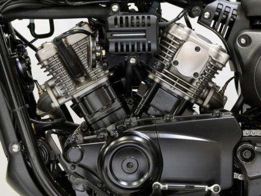 HYOSUNG GV125Sエンジン