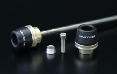 K-FACTORYからHONDA レブル1100用アクスルスライダー発売