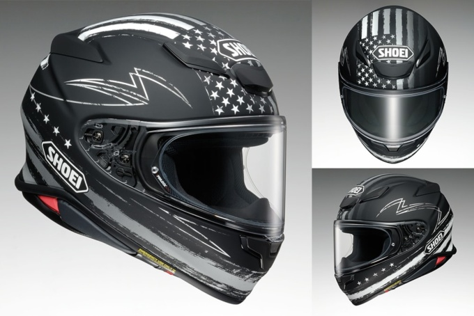 "SHOEI Z-8 ""DEDICATED2"""