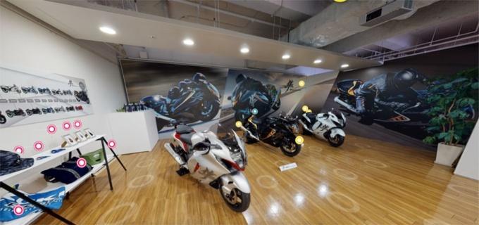 スズキがWEBモーターサイクルショー2021