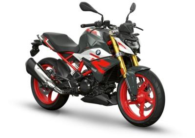 特別カラーモデルは赤ホイール標準装備!BMW G 310 R 2021年モデルは5月下旬発売!