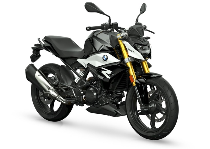 BMW G 310 R 2021年モデル コスミック・ブラック